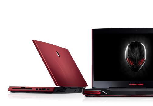 Notebook Alienware M17X