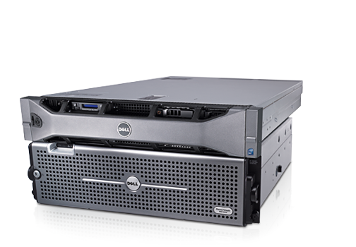 PowerVault DL2100 Storage Server