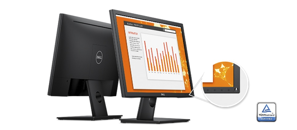 Dell E2318H Monitor - Superb usability