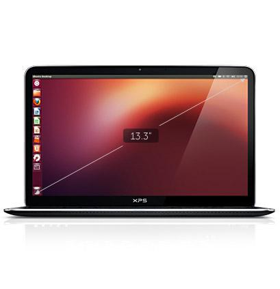 XPS 13 bærbar PC