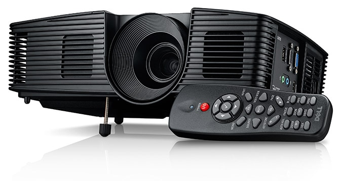 Dell 1850 Wireless Projector