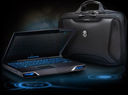 Alienware M14x Laptop (Overview)