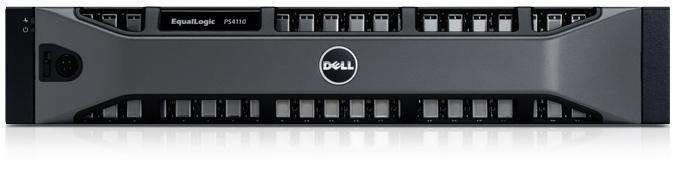 Sistema de armazenamento Dell EqualLogic PS4110x