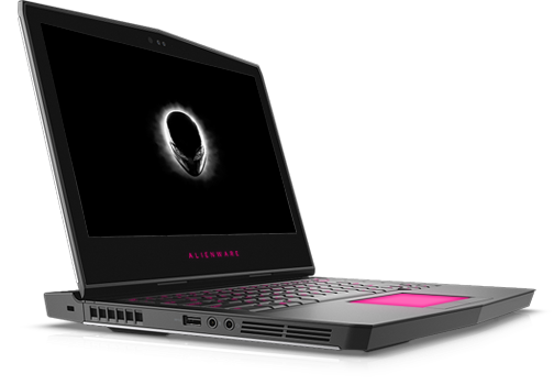 Alienware 13 Inch Gaming Laptop with 7th Gen Quad Core | Dell Middle
