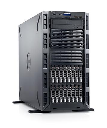 Servidor PowerEdge T320 - eficiente e silencioso