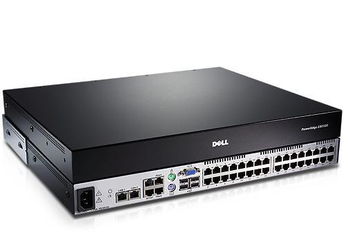Dell PowerEdge 2321DS konsolswitch