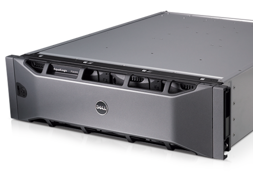 Dell EqualLogic PS6000S iSCSI SAN