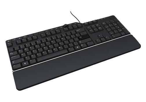 Dell KB522 kablet multimedietastatur for kontorbruk