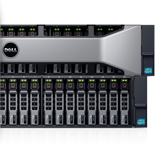 Servidor en rack PowerEdge R830: Rendimiento equilibrado y escalable