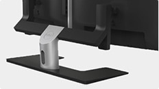 Dell P2317H Monitor – Dell Dual Monitor Stand | MDS14A (Coming soon)