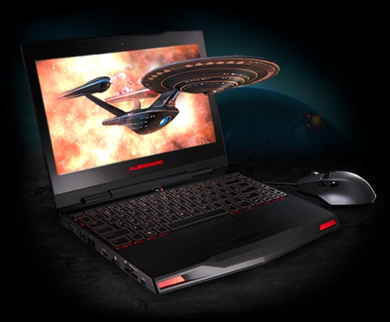 Dell Alienware M11x Laptop Computer - No Boundaries