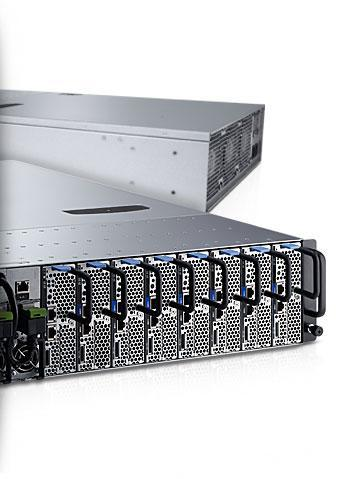 PowerEdge C5000-chassit – PowerEdge C-servrar