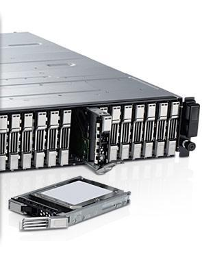 EqualLogic PS6100XS Storage-Array