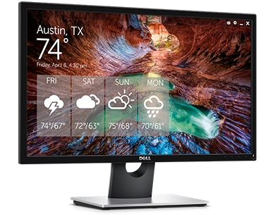 Dell SE2417HG Monitor – Timeless design