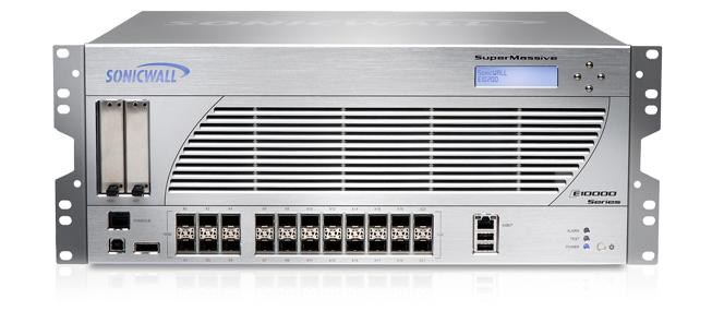 Dell SonicWALL SuperMassive Series – E10200