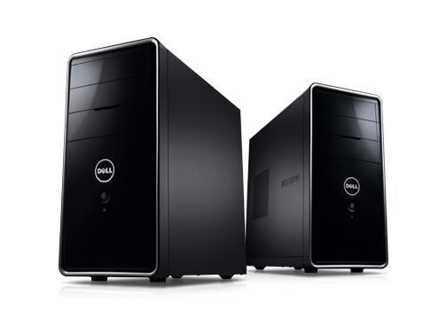 Stationære Inspiron 660-pc'er