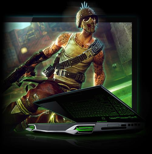 Alienware m18x i7 Laptop