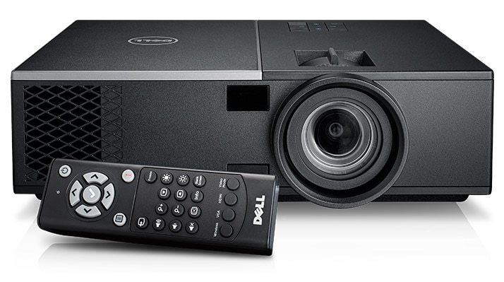 Dell Projector 4350 - Convenient features