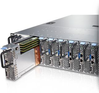 PowerEdge C5220 Server – Maximale Dichte, maximale Produktivität