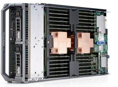 Serveur PowerEdge M620: performances impressionnantes