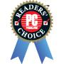 Alienware X51 - PC Mag - Readers' Choice - Award