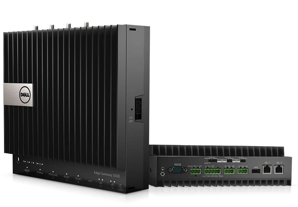 Dell Edge Gateway Serie 5000: una base de la seguridad