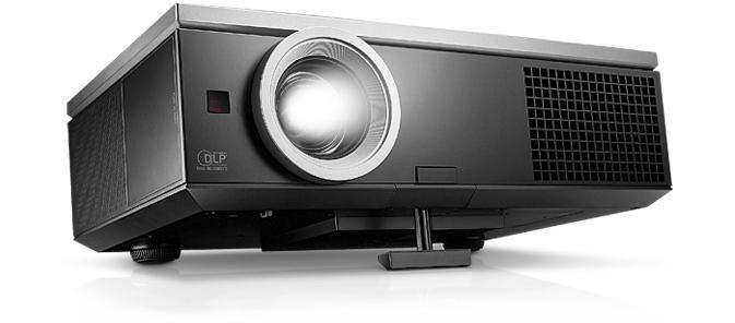 Dell 7700FullHD Projector - Discover a brilliant multimedia experience