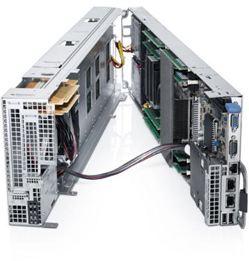 PowerEdge C8220X: performance surpreendente com E/S aprimorada