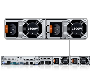 PowerEdge C4130: Maximice la disponibilidad y la eficiencia