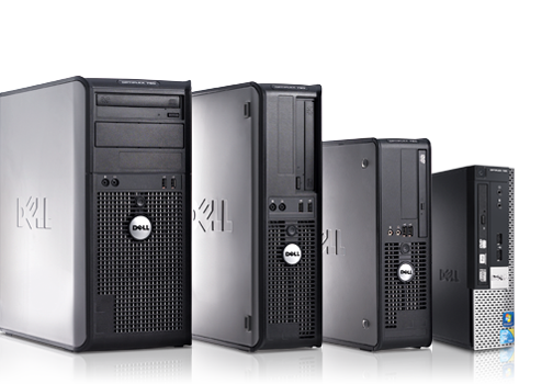 PC desktop Dell OptiPlex 780 - Duradera y estable