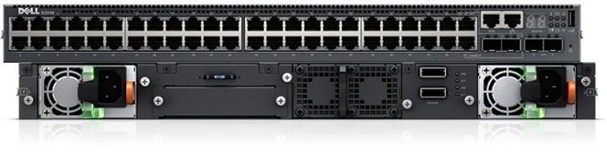 Przełączniki sieciowe z serii N3000 — modernizacja sieci