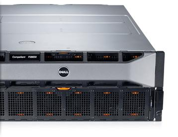 Dell Compellent FS8600 - Optimized platform for high-speed storage and low TCO