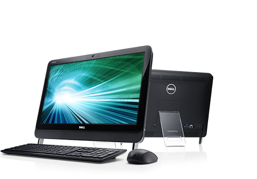 Computadoras all in one Dell Vostro 360