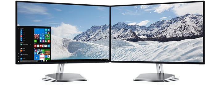 Dell S2718H Monitor – Designed to delight