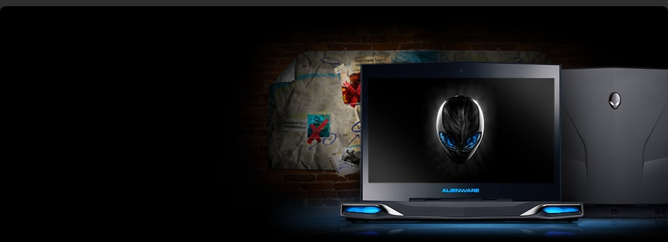 Laptop Alienware M14x
