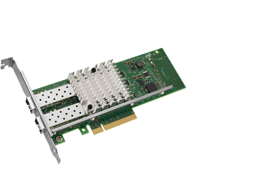 Carte Ethernet Intel X520 DA2 10 GbE