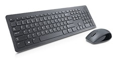 Dell Monitor E2216H - Dell Wireless Keyboard & Mouse Combo – KM632
