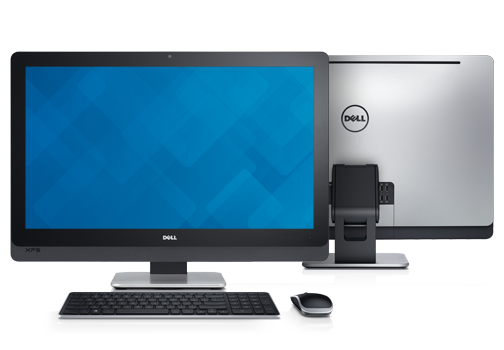 XPS 27 2720 Touch AIO Desktop and Peripherals