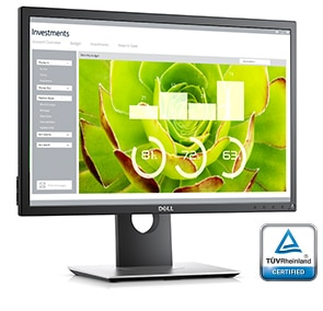 Dell P2217 Monitor – Enhanced viewing experience
