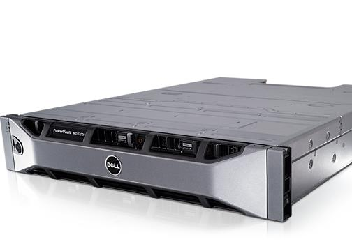 PowerVault MD3260i Storage Array