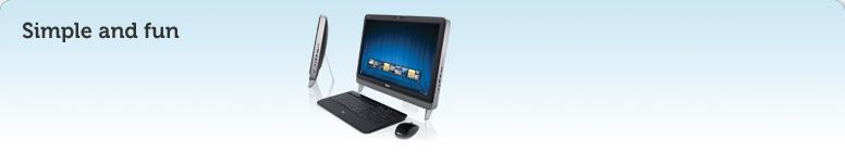 Inspiron All-in-One-Desktops