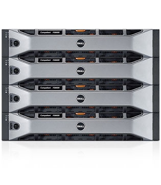 Dell Compellent Fs8600 Scale Out Nas With Fluid File