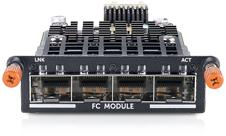 وحدة إدخال وإخراج مرنة تدعم القناة الليفية FC8 رباعية المنافذ