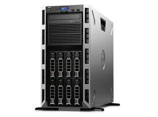 PowerEdge T430塔式服务器 - 功能强大、可扩展且安静