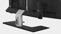 Dell P2217 Monitor – Dell Dual Monitor Stand | MDS14A (coming soon)