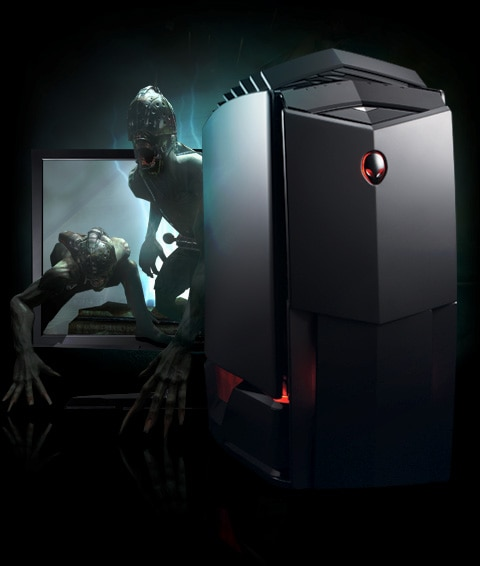 Alienware Area-51 Desktop - Ultimate Visual Experience