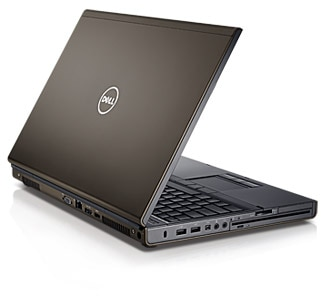 Φορητοί υπολογιστές Precision M4600 - Σταθερή αξιοπιστία