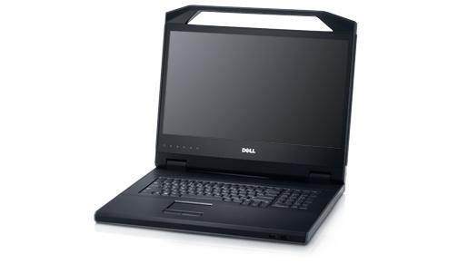 Dell 1U Rackmount LED Console