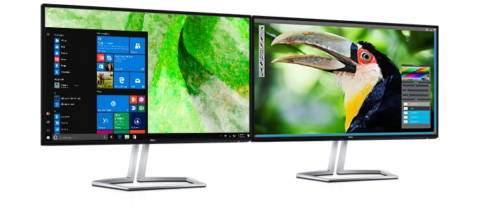 Dell S2418HN Monitor - Designed to delight