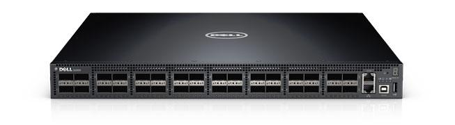 Dell Networking S6000 10/40 GbE ToRスイッチ